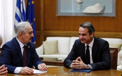 Διπλωματική αντεπίθεση της Αθήνας σε πολλά μέτωπα για την Λιβύη και με στόχο την ακύρωση της συμφωνίας Τουρκίας GNA