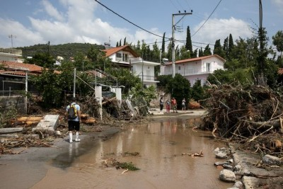 Στην Εύβοια ο Μητσοτάκης - Εισαγγελική έρευνα για την τραγωδία από την κακοκαιρία - Στους 8 οι νεκροί, ανυπολόγιστες ζημιές