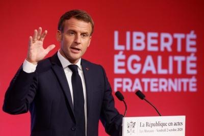 Macron (Γαλλία): Η Τουρκία σχεδιάζει να παρέμβει στις γαλλικές εκλογές μέσω του Ισλάμ
