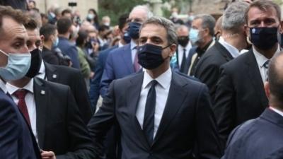 Μητσοτάκης για Θεοδωράκη: Αποχαιρετούμε τον τελευταίο μεγάλο Έλληνα του 20ου αιώνα
