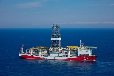 Άδεια εξερεύνησης για πετρέλαιο στην Ανατολική Μεσόγειο ζητά η Τουρκία - Ποιες περιοχές συμπεριέλαβε