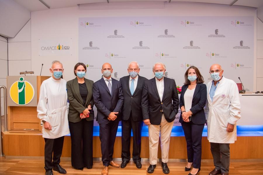 Ιασώ: Πρωτοποριακό Επιστημονικό & Εκπαιδευτικό Πρόγραμμα σε συνεργασία με την Β' Μαιευτική - Γυναικολογική Κλινική του Αρεταίειου Πανεπιστημιακού Νοσοκομείου