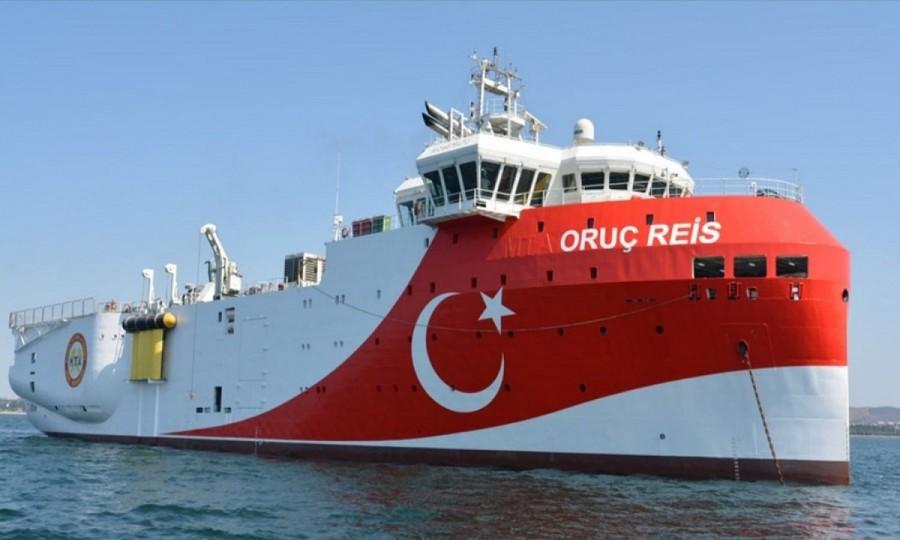 Νέες προκλήσεις Akar: Έρευνες του Oruc Reis σε νησιά που δεν ανήκουν στην Ελλάδα - ΑντιΝavtex της Αθήνας στην τουρκική Navtex 21 - 29/11