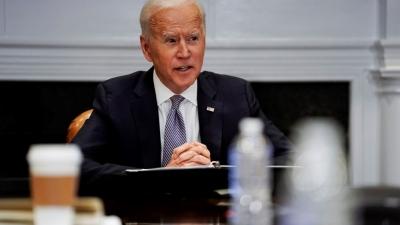 Reuters - ΗΠΑ: O Biden προτείνει ελάχιστο φορολογικό συντελεστή 15% με αντάλλαγμα επενδύσεις 1 τρισ. δολ. στις υποδομές