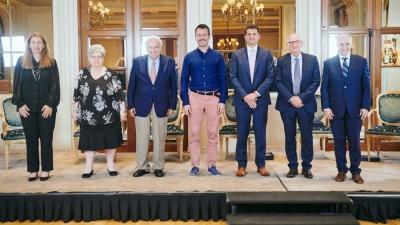 HELLENIC LEGACY LEADERSHIP - Εκδήλωση: Η Κληρονομιά της Ελληνικής Ηγεσίας