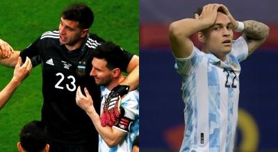 Εθνική Αργεντινής: Ο ωραίος Εμιλιάνο και ο παραλίγο… μοιραίος Λαουτάρο Μαρτίνες!