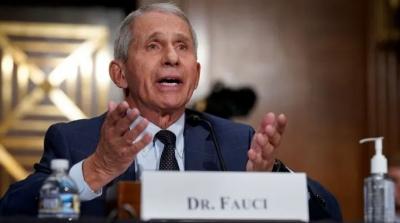 Fauci: Οι ΗΠΑ πηγαίνουν σε λάθος κατεύθυνση – Απαιτείται αυστηρότερη χρήση μάσκας, τα κρούσματα Covid αυξάνονται
