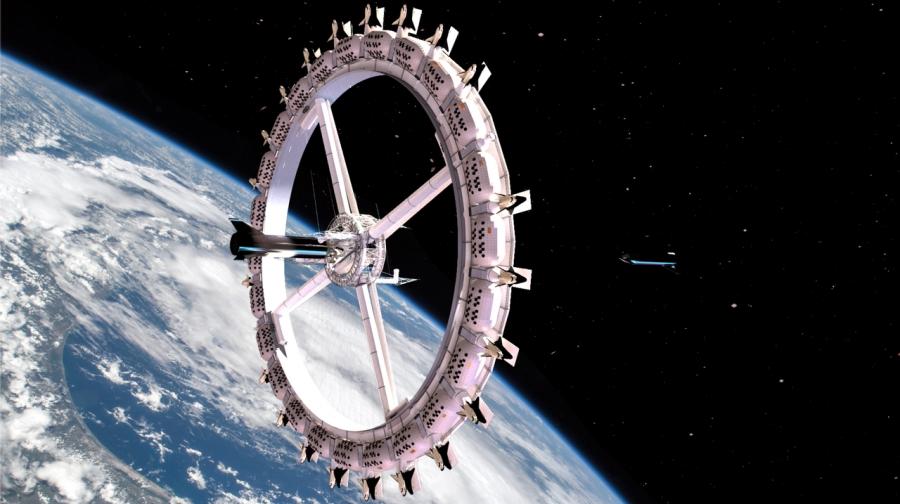Ξενοδοχείο στις Σεϋχέλλες; - Υπάρχει και άλλη επιλογή, το πρώτο διαστημικό ξενοδοχείο έτοιμο έως το 2027