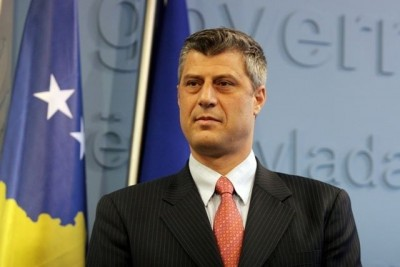 Κατηγορούμενος για εγκλήματα πολέμου ο πρόεδρος του Κοσόβου, Hashim Thaci