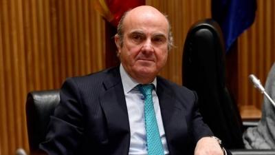 de Guindos: Η ΕΚΤ έχει την ευελιξία να αντιμετωπίσει την αύξηση των αποδόσεων των ομολόγων