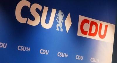 Γερμανία: Στο ιστορικό χαμηλό του 23% CDU και  CSU – Μπροστά οι Πράσινοι με 26%