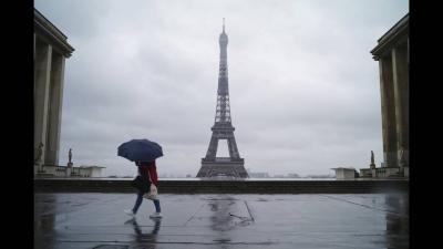Γαλλία: Άνοδος 9% της θνησιμότητας το 2020 - Πέθαναν 53.900 περισσότεροι άνθρωποι, σε σχέση με το 2019