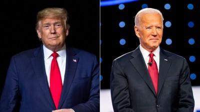 Κυκλοφορεί σε... μπλουζάκι, η επική ατάκα Biden στον Trump: «Θα το βουλώσεις επιτέλους άνθρωπέ μου;»