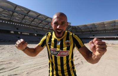 AEK: Το πρώτο… «κιτρινόμαυρο» 24ωρο του Άμραμπατ! (video)