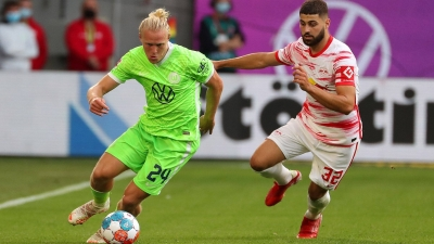 Bundesliga (3η αγωνιστική): Στην κορυφή η αήττητη Βόλφσμπουργκ, έσπασε το ρόδι η Ουνιόν Βερολίνου (video)