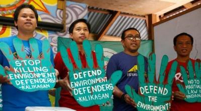 Πάνω από 160 υπερασπιστές του περιβάλλοντος δολοφονήθηκαν το 2018