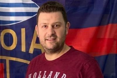 Χάντμπολ: Πέθανε από κορωνοϊό στα 38 του ο πρόεδρος της Βέροιας 2017, Γιάννης Χασιώτης