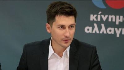 Χρηστίδης για δηλώσεις Σκέρτσου: Η κυβέρνηση ψάχνει εξιλαστήρια θύματα για το αλαλούμ που δημιουργεί