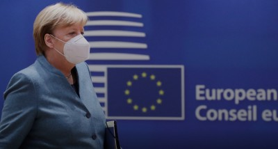 Merkel: Υπάρχει κάποια κινητικότητα στο Brexit στην Σύνοδο Κορυφής αλλά όχι συμφωνία