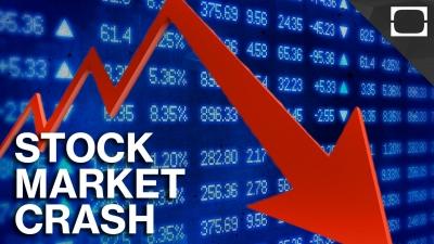 Παγκόσμιο sell off προκαλεί η Evergrande - Βουτιά άνω του 2% σε Ευρώπη, παράγωγα Wall Street με το βλέμμα και στη Fed