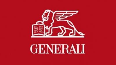 Generali: Καθαρά κέρδη 802 εκατ. ευρώ, πτώση δείκτη ζημιών και εξόδων προς τα ασφάλιστρα