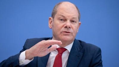 Scholz: Η Γερμανία θα αντιμετωπίσει την νέα κρίση με πρόσθετες δαπάνες 50 δισ. ευρώ