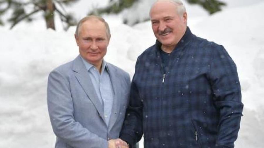 Η Δύση εντάσσει τη Λευκορωσία στον νέο «άξονα του κακού»
