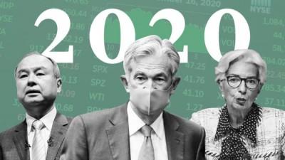 Financial Times: Ποιοι ήταν οι πρωταγωνιστές της παγκόσμιας οικονομίας το 2020