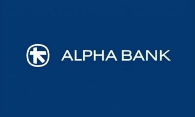 Alpha Bank: Ανάγκη για έκτακτα μέτρα στήριξης της ελληνικής οικονομίας και μετά το 2021