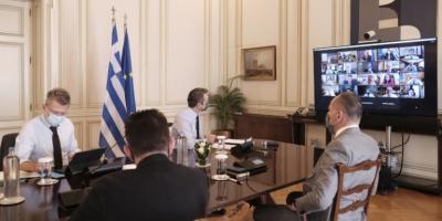 Παρασκήνιο στο υπουργικό: Ανησυχία Μητσοτάκη και οικονομικού επιτελείου για τις ανατιμήσεις στην αγορά