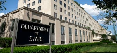 State Department: Λυπηρή η κλιμάκωση της έντασης από τη Ρωσία