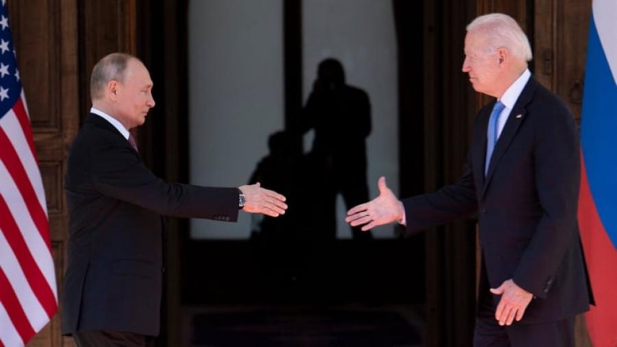 Putin (Ρωσία): Επανεκκίνηση των διπλωματικών σχέσεων με ΗΠΑ – Επιστρέφουν οι πρέσβεις μετά τη σύνοδο με τον Biden
