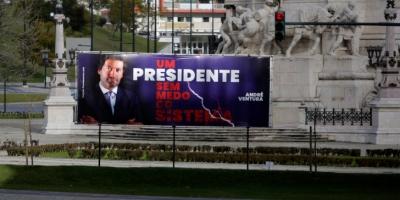 Πορτογαλία: Στις κάλπες για την ανάδειξη προέδρου - Ο ακροδεξιός υποψήφιος ίσως κάνει την έκπληξη