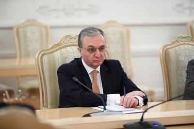 Παραιτήθηκε ο Υπουργός Εξωτερικών της Αρμενίας, Zohrab Mnatsakanyan