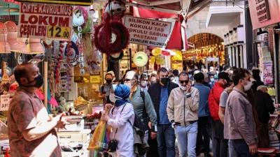 Καθολικό lockdown στην Τουρκία έως τις 17 Μαΐου 2021 με απόφαση Erdogan