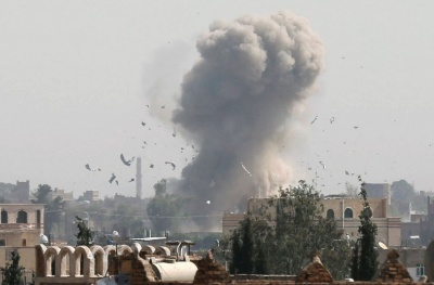 Υεμένη: Τουλάχιστον 45 νεκροί και 50 τραυματίες σε νέες αεροπορικές επιδρομές του κυβερνητικού συνασπισμού