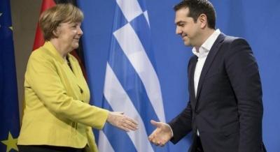 Γερμανικός Τύπος: Ο Τσίπρας εντείνει την πίεση στη Merkel για τις πολεμικές αποζημιώσεις