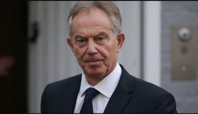 Blair (Βρετανία): Δύσκολη η εμπορική συμφωνία με τις ΗΠΑ μετά το Brexit - Ο προστατευτισμός έχει αυξηθεί παγκοσμίως