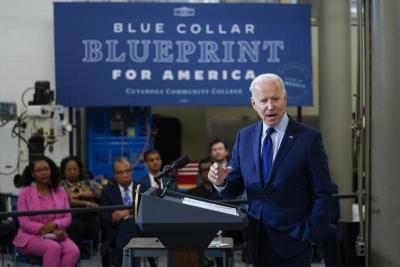 ΗΠΑ: «Ακτινογραφία» του προϋπολογισμού Biden – Υψηλότεροι φόροι, δημόσιες επενδύσεις και κοινωνική συνοχή