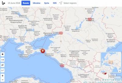 Γενικευμένη διακοπή ηλεκτρικού ρεύματος σε πολλές πόλεις της Κριμαίας