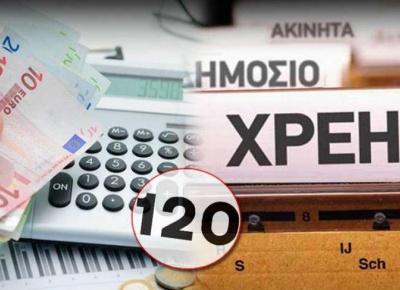Ώρα μηδέν για τις νέες 120 δόσεις στην Εφορία – Το ελληνικό σχέδιο για αλλαγές στην πάγια ρύθμιση χτενίζουν οι δανειστές