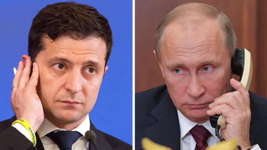 Zelensky (Πρόεδρος): Ένας πόλεμος Ουκρανίας - Ρωσίας είναι απευκταίος, αλλά δεν αποκλείεται