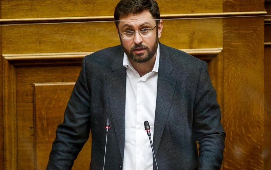 Ζαχαριάδης: Ο ΣΥΡΙΖΑ αλλάζει, καθοριστική η συμβολή του Τσίπρα
