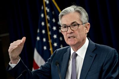 Powell: Η Fed πρέπει να κάνει περισσότερα – Σε διψήφιο ποσοστό η ανεργία, πρωτοφανής ύφεση το β' τρίμηνο 2020