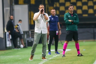 Μάντζιος: «Αδικήσαμε τους εαυτούς μας στο πρώτο ματς – Δείξαμε ότι είμαστε μεγάλη ομάδα»