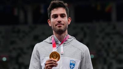 World Athletics: Στην κορυφή της παγκόσμιας κατάταξης ο Μίλτος Τεντόγλου!