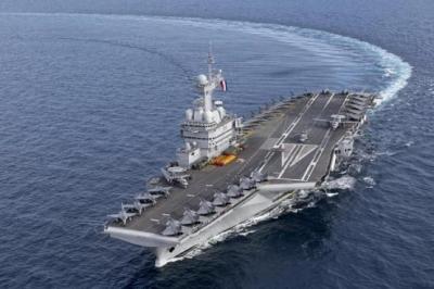 Γαλλία: Αποστολή στην ανατολική Μεσόγειο για το αεροπλανοφόρο Charles de Gaulle