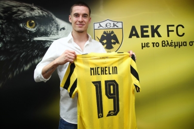 Επίσημα στην ΑΕΚ ο Μισελέν!
