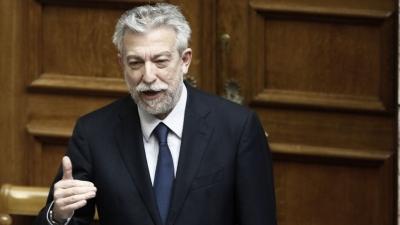 Επιμένει ο Κοντονής για Ποινικό Κώδικα: Ευνοήθηκε συγκεκριμένη υπόθεση - Έντονη αντίδραση από ΣΥΡΙΖΑ