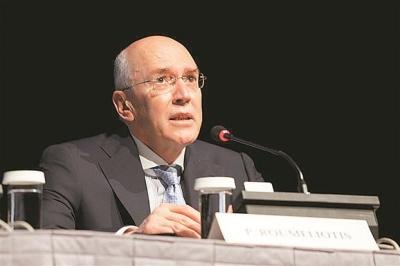 Ρουμελιώτης: Θετική η Attica Bank στην όποια μείωση συμμετοχής του δημοσίου